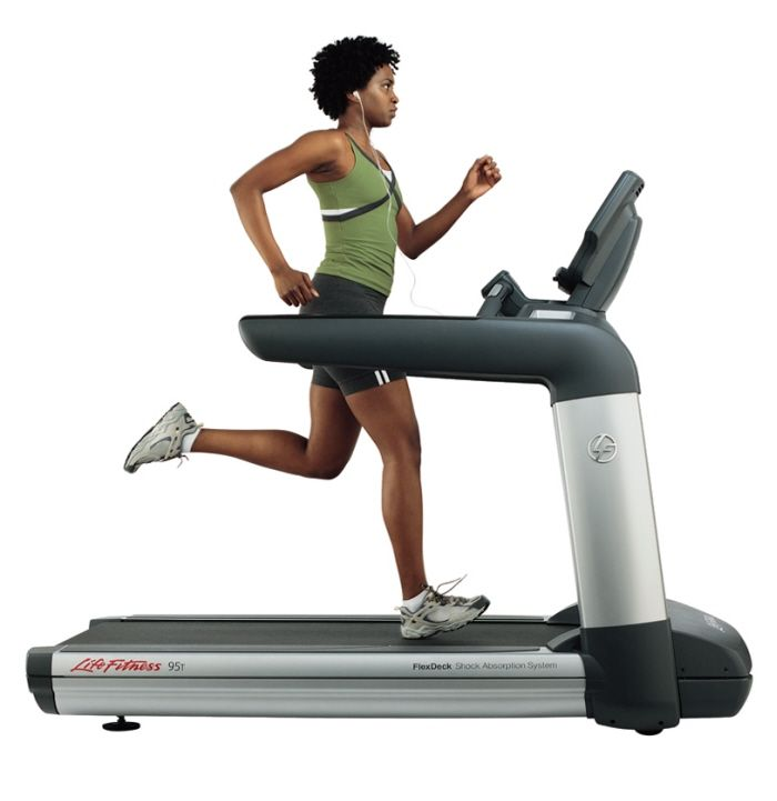 95t Elevation Treadmill By Rudy Munoz Gym Facilities Workout No Equipment Workout