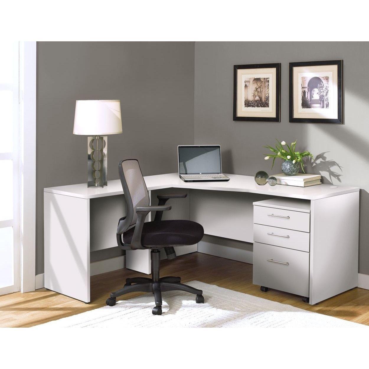 Jesper Office Corner L Shaped Desk