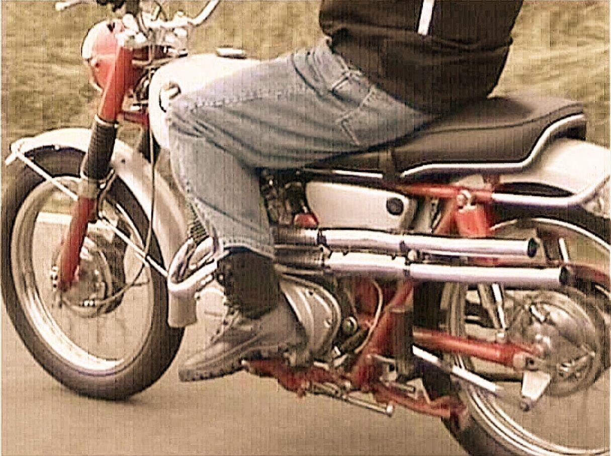 1965 Honda 305 Scrambler 2 With Images Scrambler Ride
