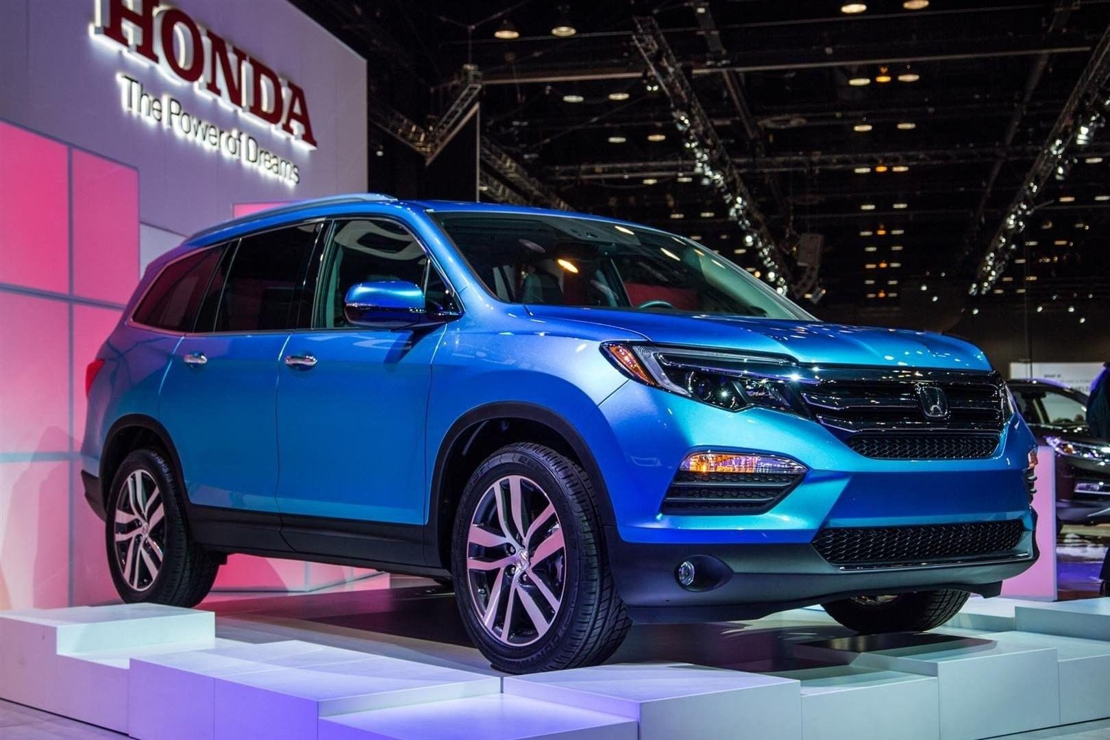New 2020 Honda Pilot Price and Release date (Dengan gambar)
