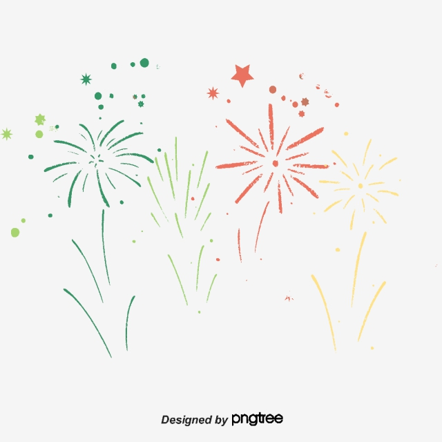 Vector Color Fireworks Fireworks Cartoon Fireworks Vector Fireworks Png Transparent Clipart Image And Psd File For Free Download Cartoon Fireworks Fireworks Butterflies Vector