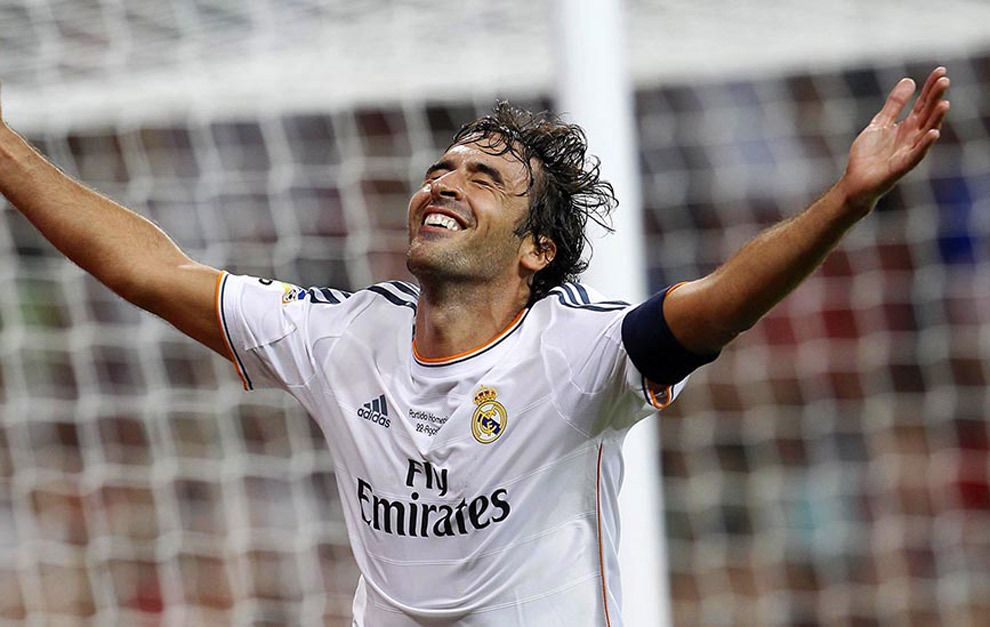 Real Madrid Que Viene Que Viene Marca Com Real Madrid Fútbol Raul Gonzalez Blanco
