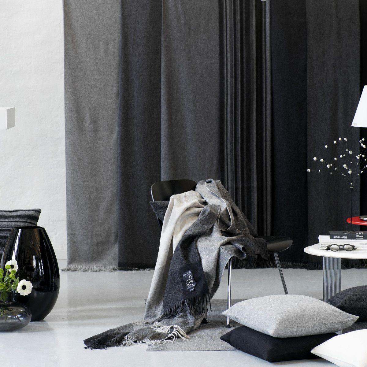 Mit seinen Textilien strebt der dänische Hersteller Elvang eine ...