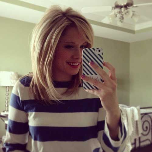 Super Long Bob Hairstyles 2015 With Layers Voluminous Blonde Long Hairstyles For Women Draintrainus