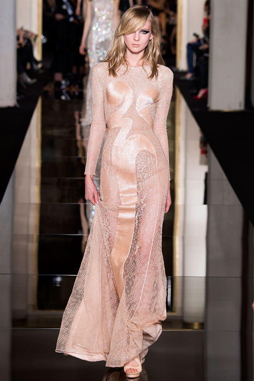 Fotos de Pasarela | Atelier versace, Versace y Primavera verano 2015