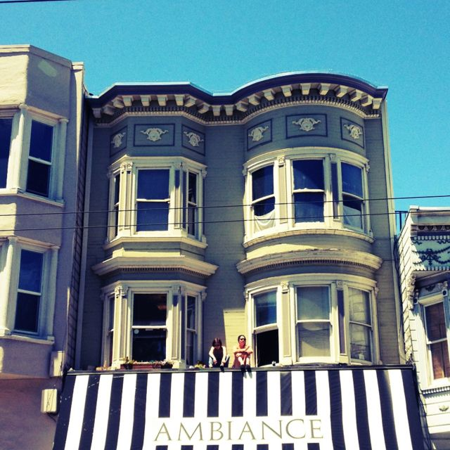 Haight Ashbury. San Fran, CA