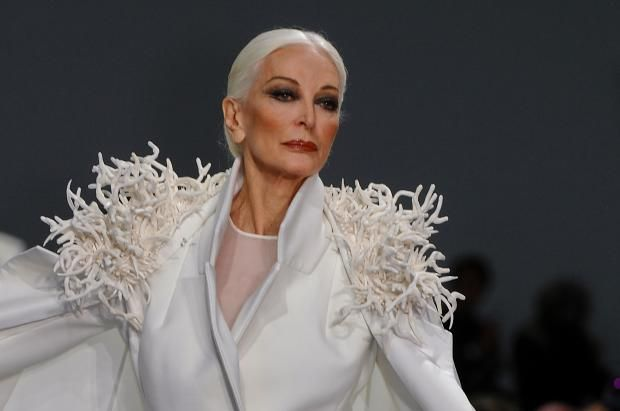 RUNWAY | Stephane Rolland | Haute Couture Spring 2013 | details ...