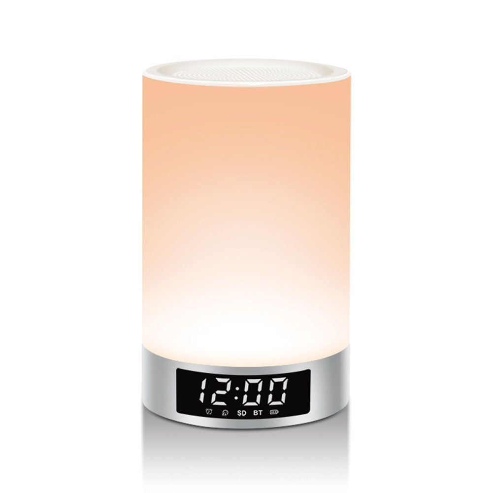 3 Will Win A 34 99 Jacaranda L5 Bedside Touch Lamp Smart Night Light Hd Sound Portable Bluetooth Speaker With Rgb Color Changing Touch Lamp Music Lamp Lamp