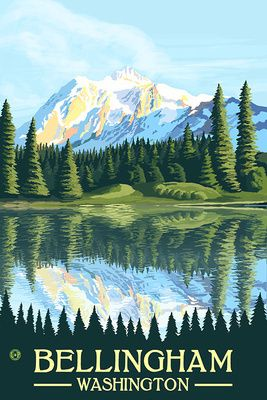 Mount Shuksan - Bellingham, Washington