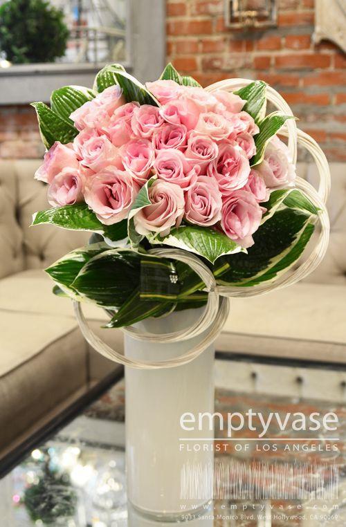 Empty Vase Florist Of Los Angeles Flower Art Pinterest