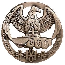 8e Hussards-4ème escadron - Qui qu'en groigne