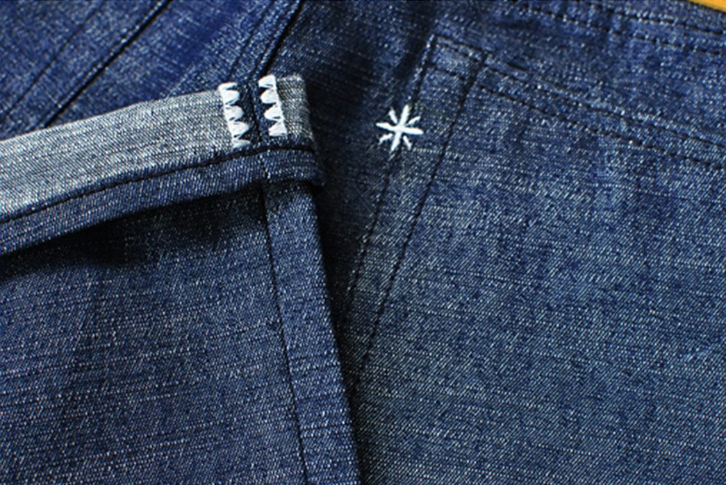 a1754a02df19 Sage's 13oz. Light Indigo Rover Denim Jeans Have Got Their Slub ...