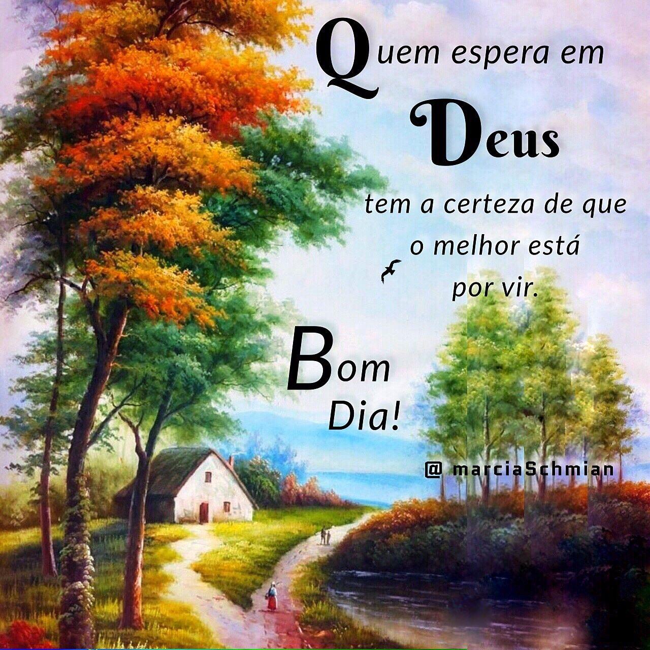 Bom Dia Frases Bomdia Pensamentos Deus Fé Dia