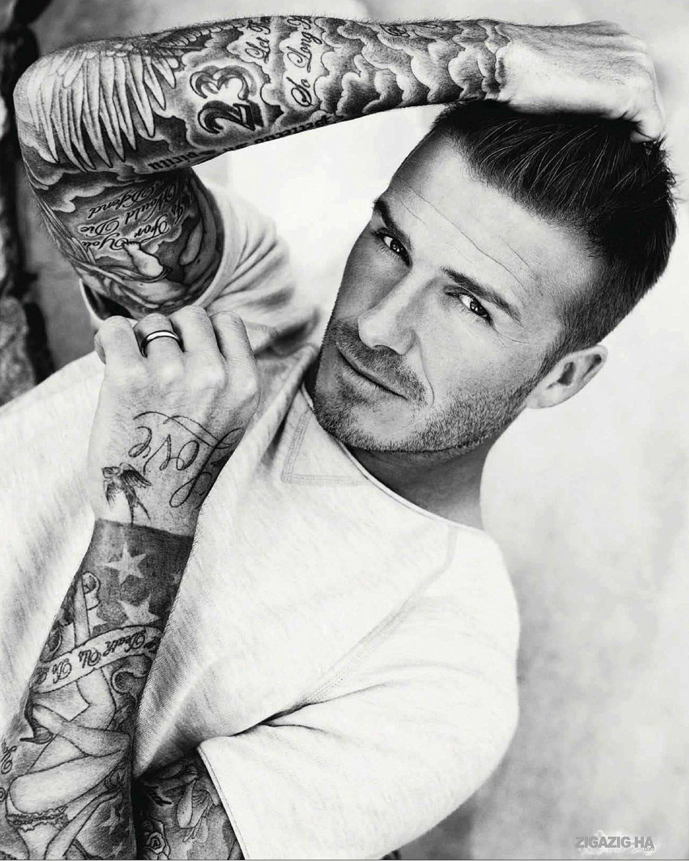 David Beckham | David beckham tattoos, David beckham ...
