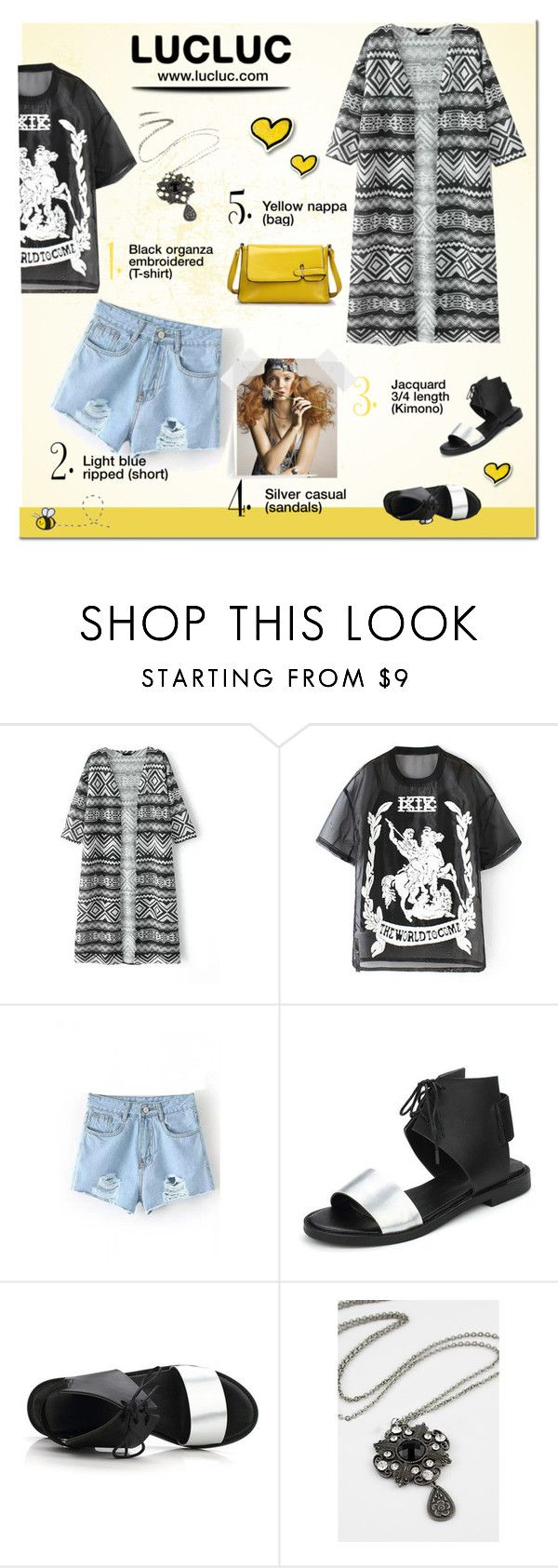 """""""lucluc"""" by alves-nogueira ❤ liked on Polyvore featuring mode, Tiffany & Co. et lucluc"""