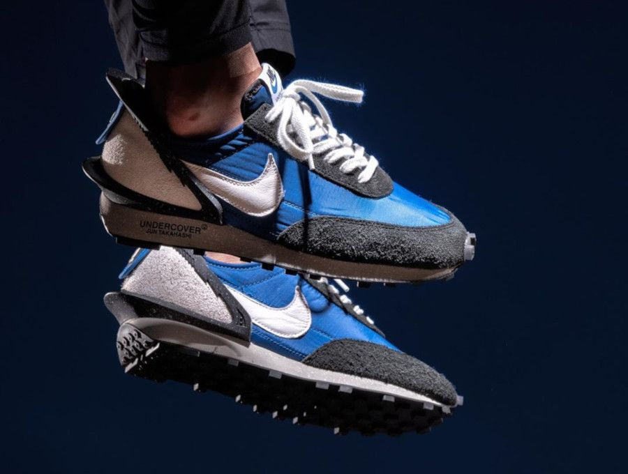 Faut il acheter les Nike Daybreak Undercover Blue Jay