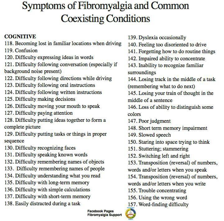 Fibromyalgia Sucks.