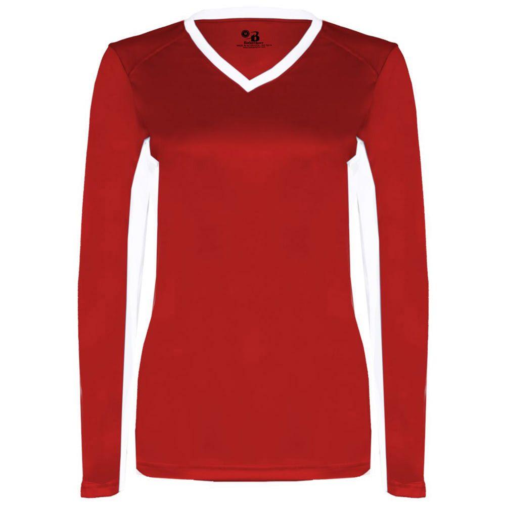 aafcd2d9 Adidas Women's Quickset Long Sleeve Jersey | Volleyball Jerseys ...