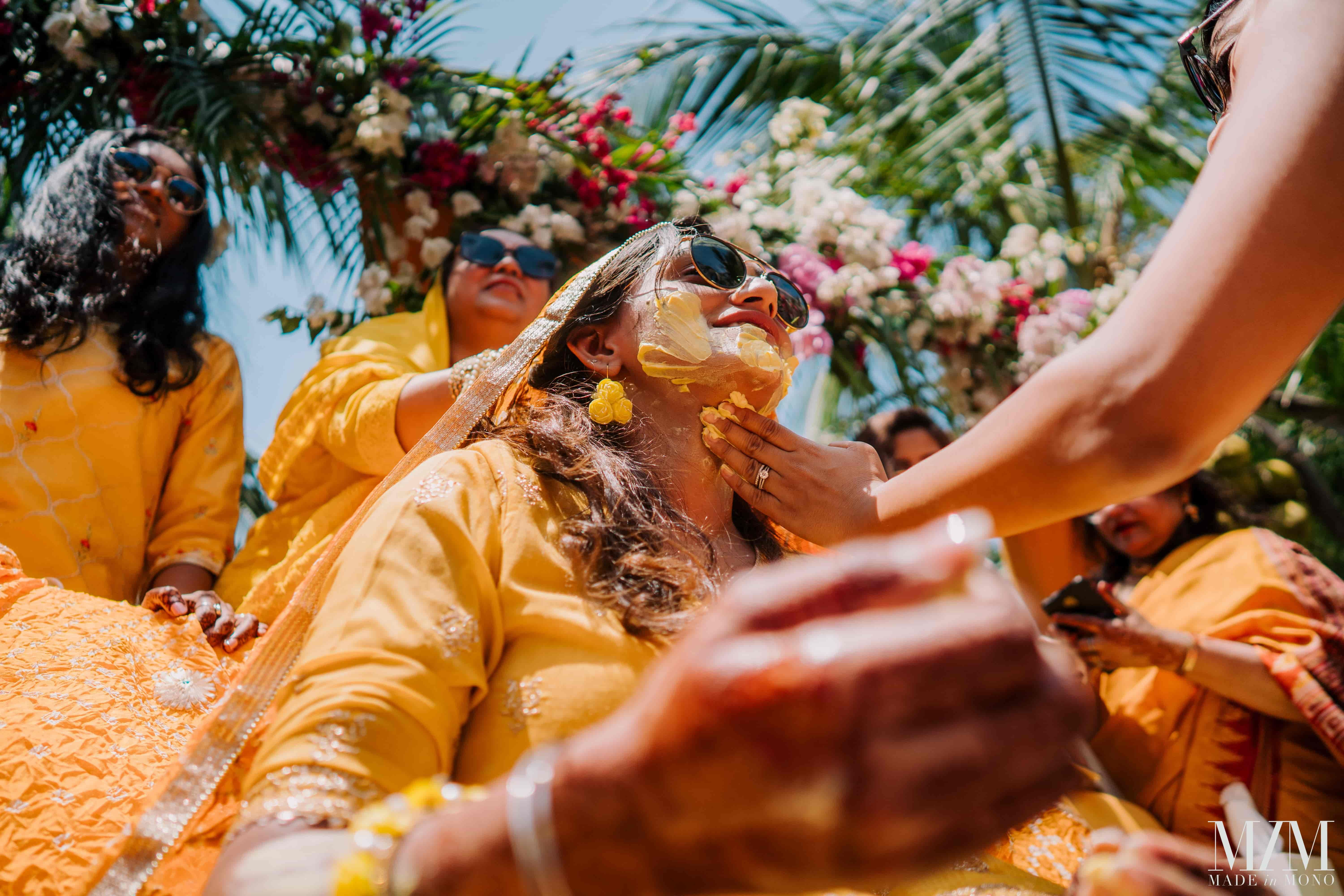 A Serene Wedding In Sri Lanka With Picturesque Location And Surroundings In 2020 Picturesque Serenity Wedding Story