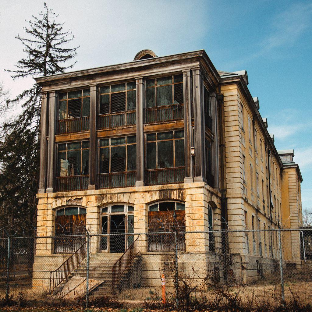 Abandoned Veterans Hospital Asheville (Oteen) NC Wilson