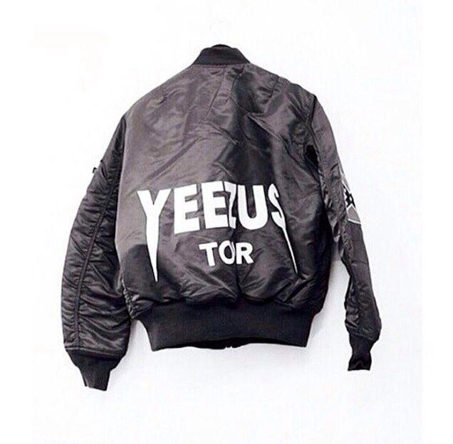 Yeezus Fashion Yeezus Bomber Jacket Outfit
