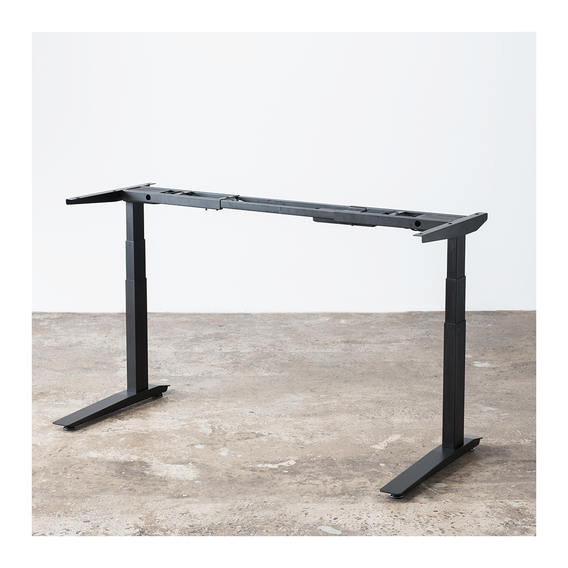 Amazing Jarvis Frame Only Stand Adjustable Height Desk Standing Download Free Architecture Designs Xaembritishbridgeorg