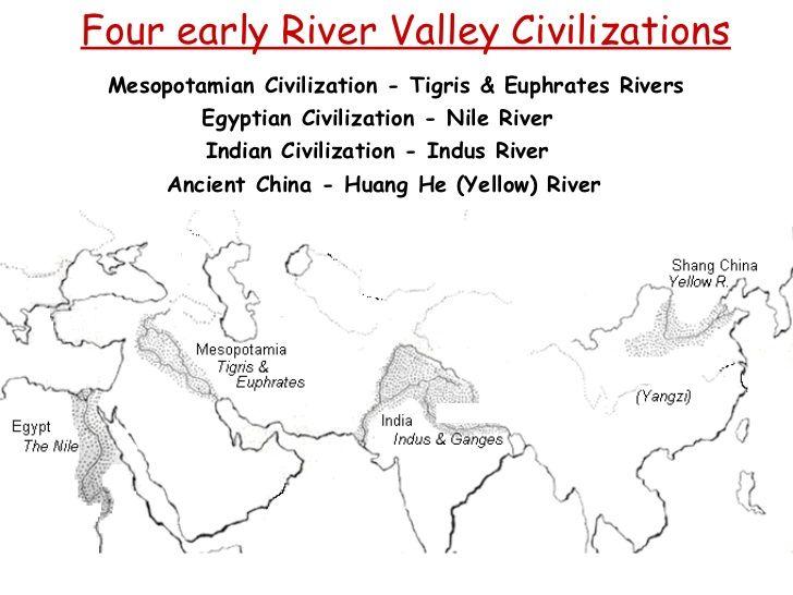 Image result for ancient civilisations timeline - tigris-euphrates, nile, indus, yangtze