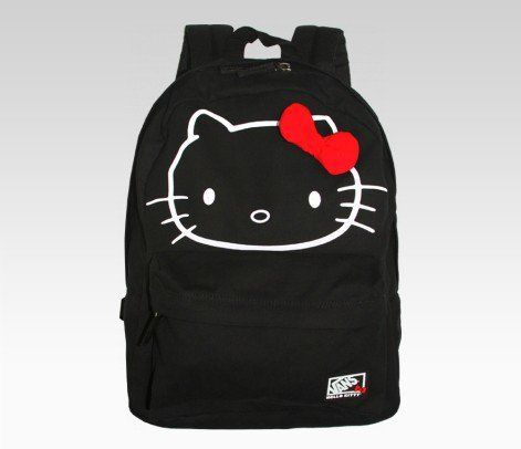 VANS x Hello Kitty Backpack  Red Bow  d9500f9d1e29a