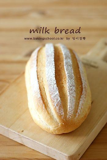 Molkang molkang run soft milk bread