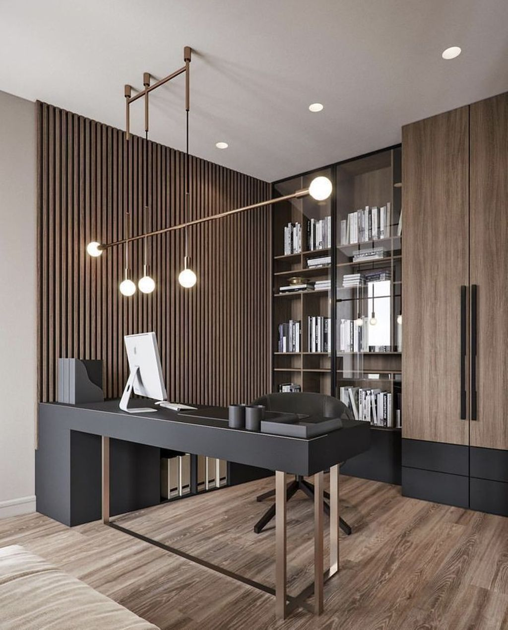 35 Admirable Modern Interior Design Ideas You Never Seen Before Magzho In 2020 Modern Office Interiors Office Interior Design Modern Modern Office Design Inspiration