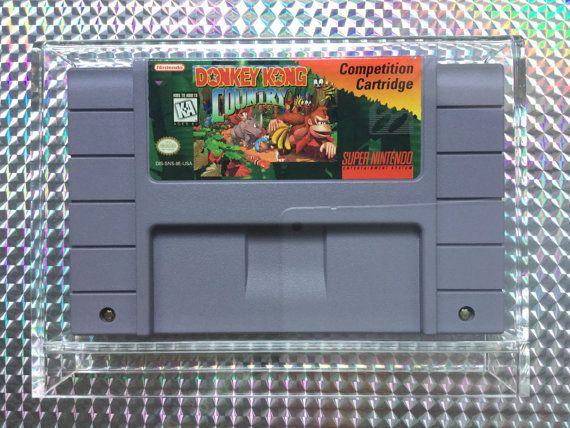 1994 Competition Cartridge Donkey Kong by RetroPixelsAndToys