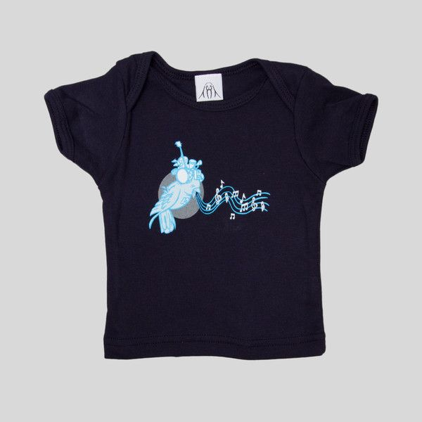 Songbird Kids Tee - 6/12