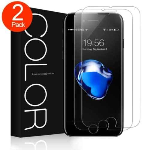 Iphone 7 Plus Screen Protector G Color Iphone 7 Plus Glass Screen Protector New Iphone 7 Screen Protector Screen Protector Iphone Iphone 7