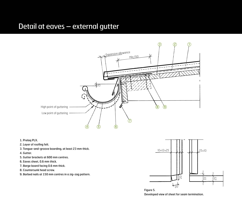 Att Ls Detail Drawings For The Installation Of Prelaq Nova Plx Newell