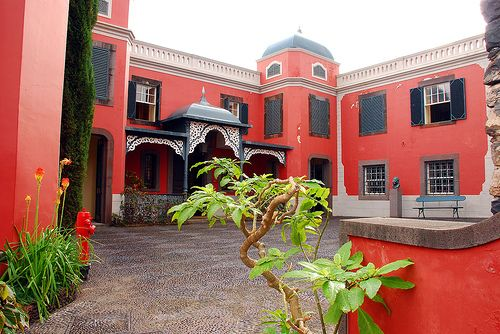 A notorious museum for art lovers left by Frederico Freitas after his death in 1978. #funchal #madeira #portugal