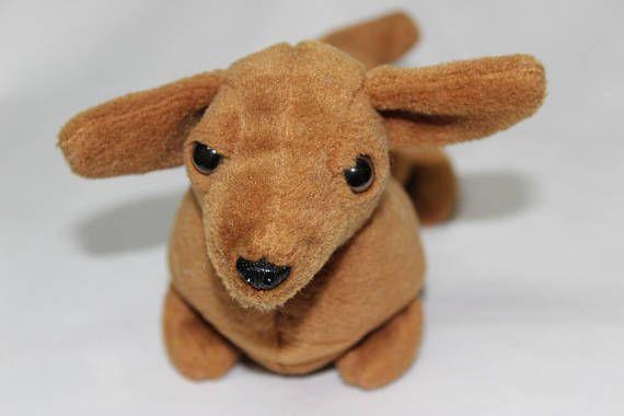 Ty Beanie Baby Weenie the Weiner Dog  8429c38993c
