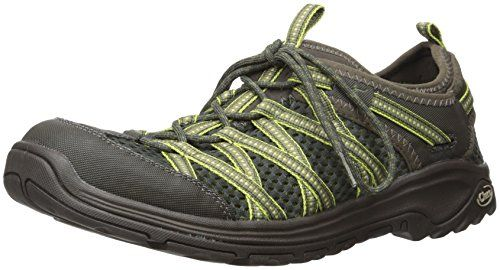 b4682e5cd45f Chaco Mens Outcross Evo 2 Hiking Shoe Path Olive 14 M US     Click image  for more details.
