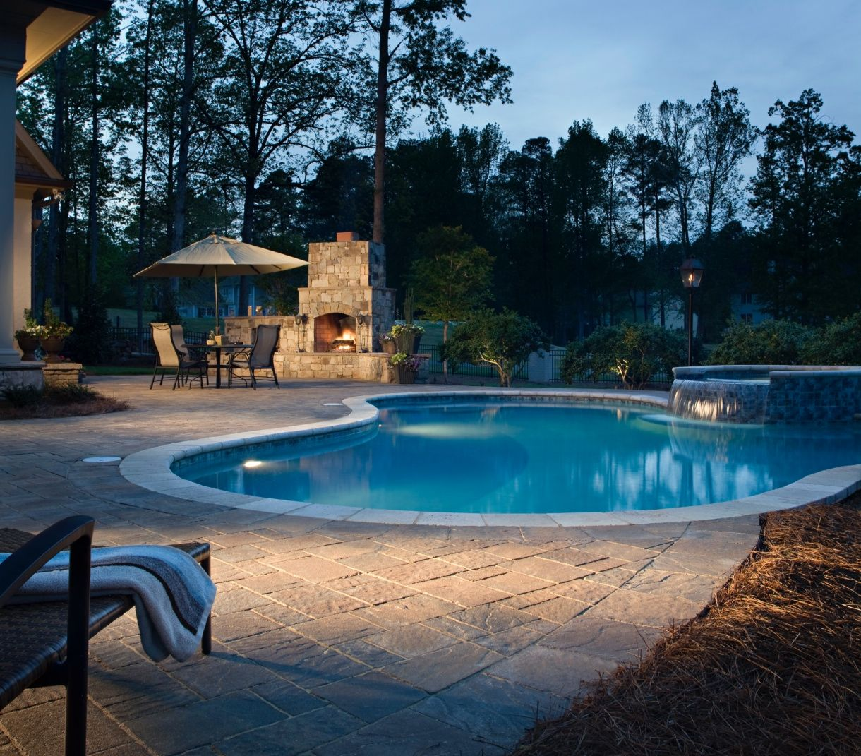 Swimming Pool Design With Images Backyard Landscaping Designs
