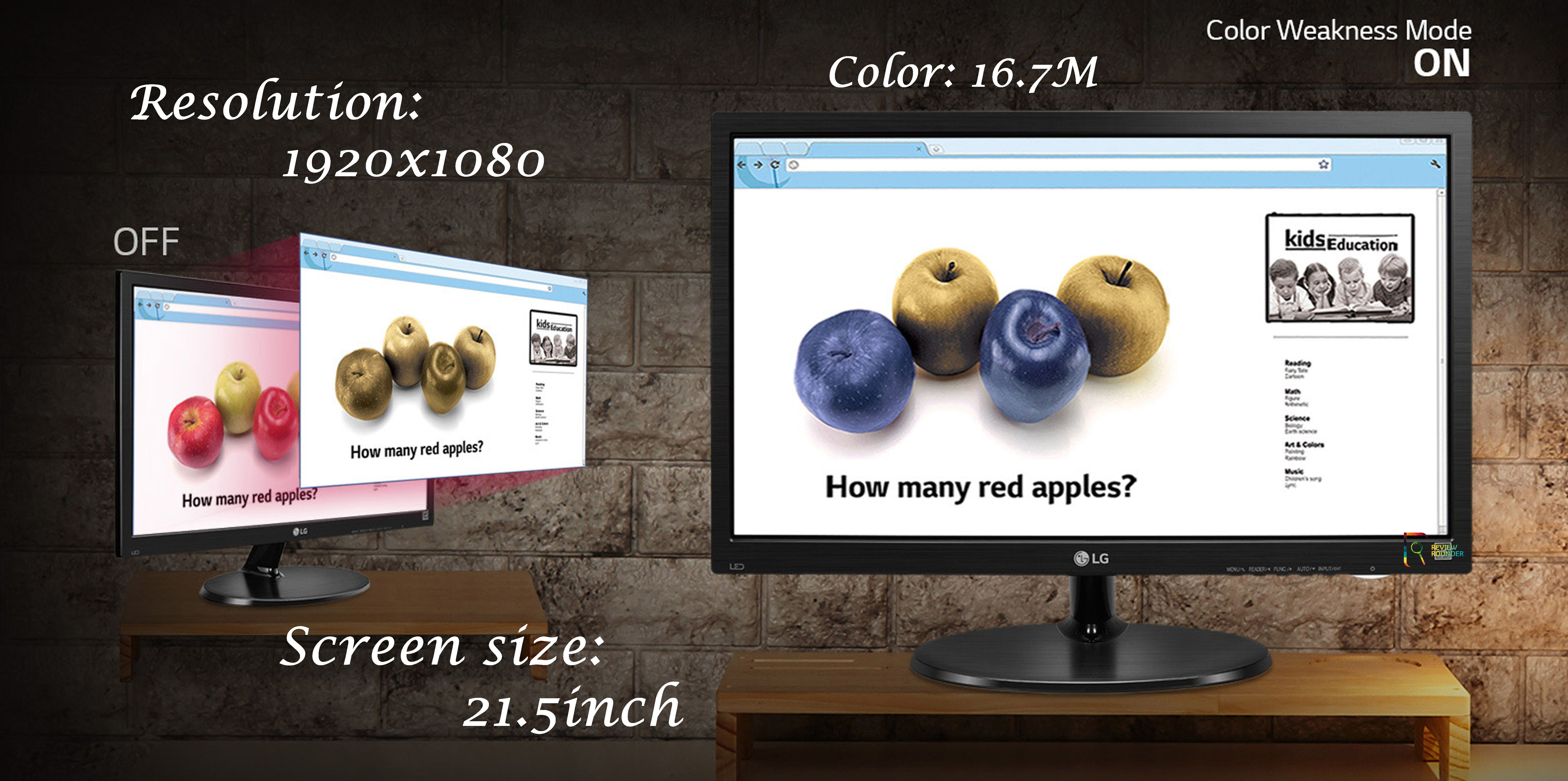 LG 22M38H 22 inch full hd LED monitor review and specs | lg