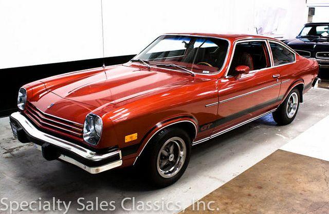1976 Chevrolet Vega Gt Chevrolet Vega Classic Cars Chevrolet
