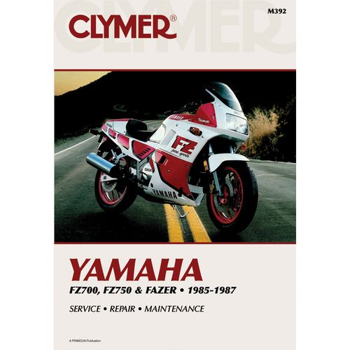 Yamaha fz700 fz750 and fazer 1985 1987clymer motorcycle repair yamaha and fazer motorcycle repair manuals are written specifically for the do it yourself enthusiast from basic maintenance to troubleshooting to complete solutioingenieria Choice Image