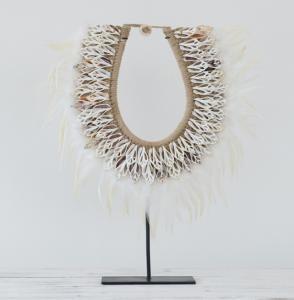 Tribal Motif Necklace