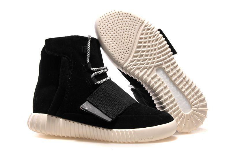 Men Adidas Kanye West  Yeezy3 70 Boost Negro  West  Yeezy 70 Boost e1d660