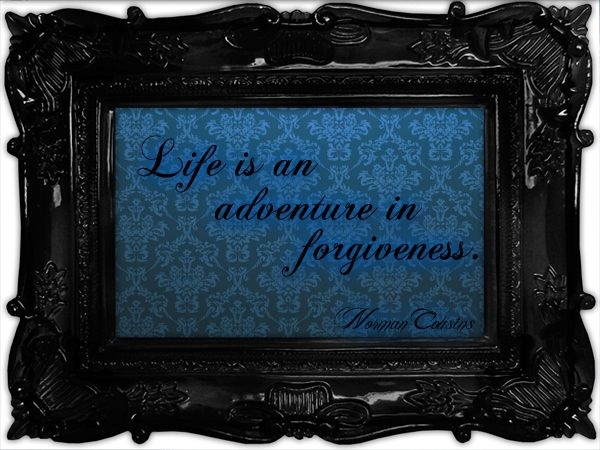 Life is an adventure....