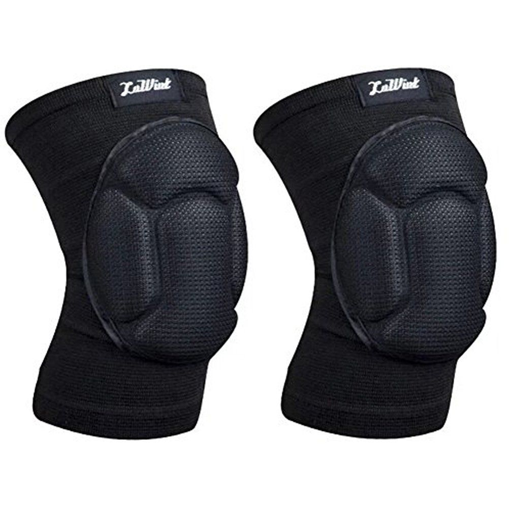 Luwint volleyball knee pads youth high elastic sponge