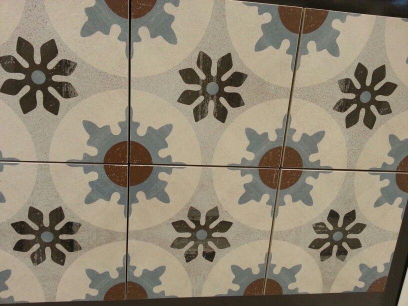 Carreau imitation ciment | Colord Tiles | Pinterest