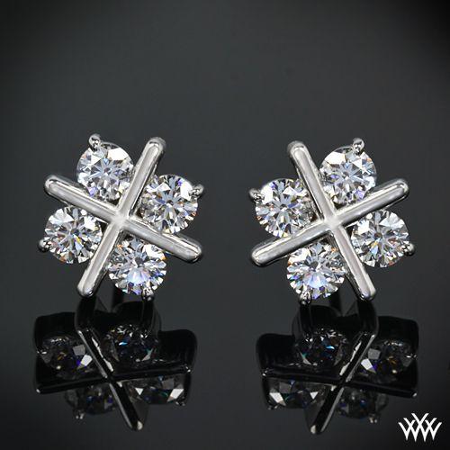 0.50-2.00 CT 925 Sterling Silver Blue Sapphire Round Stud Earrings w// Screw Back