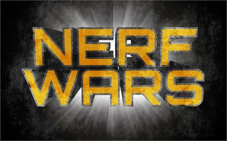 Nerf wars graphics and design nerf party nerf war nerf - Nerf wallpaper ...