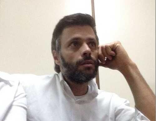 Leopoldo López envía emotivo mensaje a su hijo en su cuarto cumpleaños