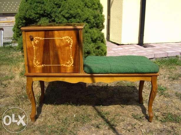 Szafka Na Buty Telefoniarka Z Siedziskiem Ludwik Lodz Image 1 Accent Chairs Chair Furniture